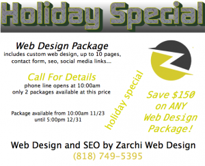 Affordable Web Design Packages